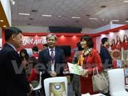 Empresas vietnamitas participan en mayor feria de turismo en Asia del Sur