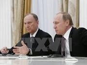 Rusia propone intercambiar informaciones de inteligencia con Filipinas