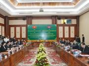 Vietnam y Camboya fortalecen colaboración en seguridad pública