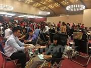 Arranca Festival anual de donación voluntaria de sangre en Hanoi
