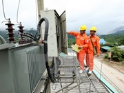 Conectan primer generador de hidroeléctrica Trung Son a red energética nacional