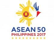 Filipinas propone prioridades para ASEAN 2017