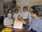 Líder partidista propone impulsar agricultura de alta tecnología en Bac Lieu