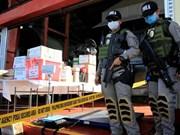 Formará ejército filipino fuerzas especiales antidrogas