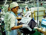 Proporcionan entrenamiento administrativo para Samsung Vietnam