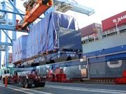 Puerto marítimo de Vietnam recibe gigante portacontenedor de clase Triple-E