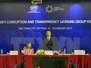 Intenso trabajo en reuniones de altos funcionarios de APEC