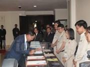 Parlamento de Camboya aprueba Ley de Partidos Políticos