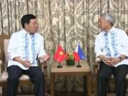 Vietnam y Filipinas acuerdan impulsar cooperación anticriminal