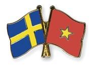 Provincias vietnamita y sueca fortalecen cooperación comercial