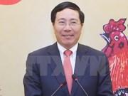 Vietnam e Indonesia abogan por profundizar cooperación de amistad