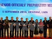 Vietnam participa en reunión de altos funcionarios de ASEAN en Filipinas