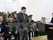 Dos exfuncionarios de Vinashinlines condenados a muerte por desfalco