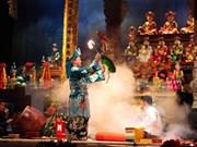 En India festival de culto a Diosas Madres de Vietnam