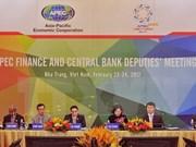 APEC evalúa perspectivas económicas y financieras mundiales y regionales