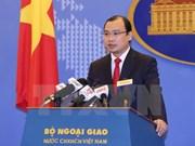 Vietnam llama a acciones responsables para evitar tensiones en Mar del Este