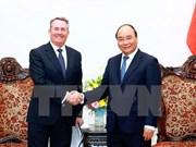 Premier vietnamita llama a duplicar para 2020 comercio con Reino Unido