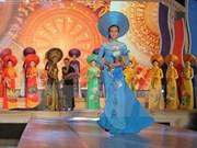 Festival de Ao Dai de Ciudad Ho Chi Minh, un viaje a la historia y las tradicionales
