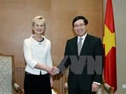 Vietnam dispuesto a crear mejores condiciones para empresas suecas, dice vicepremier