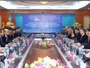 Vietnam y Francia cooperan en desarrollo de tecnología de informaciones