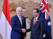 Australia e Indonesia acuerdan reanudar cooperación militar