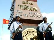 Adeptos budistas vietnamitas en Sudcorea rezan por paz en mares de tierra natal