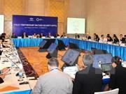 Reunión de altos funcionarios de APEC concluye novena jornada de trabajo
