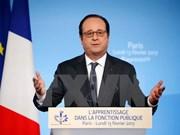 Presidente francés visitará Indonesia a fines de marzo