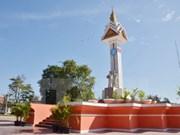 Finaliza restauración del Monumento de Amistad Vietnam - Camboya en Preah Vihear