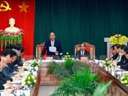 Premier vietnamita urge a Tuyen Quang a desarrollar silvicultura