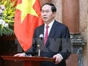 Presidente Dai Quang aspira a presentar cultura vietnamita a emperador japonés