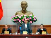 Debaten cuestiones socioeconómicas en reunión ordinaria de Gobierno