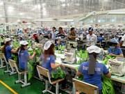 Crece capital registrado de inversiones extranjeras en Vietnam