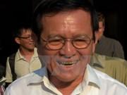 Camboya: CNRP elige a candidatos para cargo de líder partidista