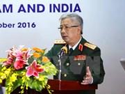 Vietnam e India sostienen diálogo sobre política de defensa
