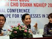 Sesionará seminario sobre perspectivas económicas para empresas vietnamitas