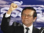 Camboya: Kem Sokha es nombrado presidente del opositor partido CNRP