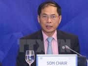 Vietnam contribuye activamente a asuntos de APEC 2017