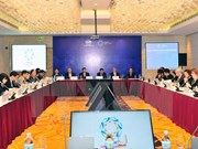 Prioridades de APEC concretadas en contenidos de cooperación de grupos de trabajo