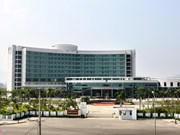 Comienza construcción de hospital oncológico Vietnam-Japón
