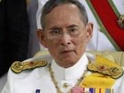 Cremación del difunto rey tailandés Bhumibol se prevé en diciembre