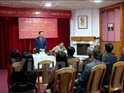Ministro vietnamita reitera importancia de relaciones con Belarús
