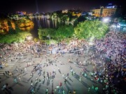Erigirán en Hanoi marcador de Kilómetro Cero