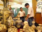 Exportaciones de productos artesanales de Vietnam suman 1,6 mil millones de USD