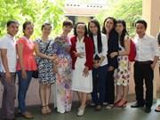 Premio Kovalevskaya honra a científicas vietnamitas
