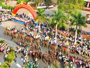 Presentarán café y cultura de gongs en festivales en provincia de Dak Lak