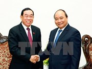 Vietnam dispuesto a ayudar a Laos en desarrollo de transporte