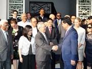 Fortalecen relaciones Ciudad Ho Chi Minh y localidad estadounidense