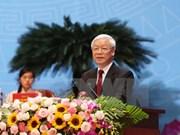 Líder partidista destaca protección de derechos y empoderamiento de mujeres