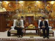Hanoi desea ampliar cooperación con Nueva Zelanda en agricultura y educación